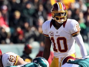 Redskins RGIII
