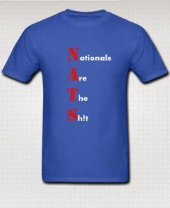 Washington Nationals Are The Sh!# Ts #washingtonnationals #nationals #nats #natitude #MLB #baseball