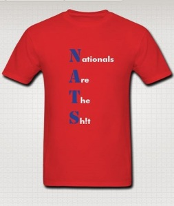 Washington Nationals Are The Sh!# Ts #washingtonnationals #nationals #nats #natitude #MLB #baseball